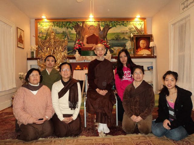 New Year Vipassana Retreat